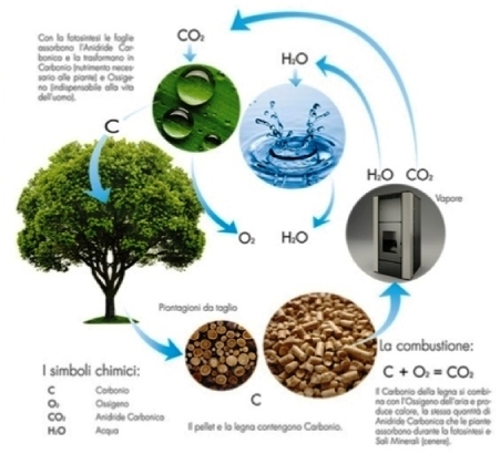 5 buoni motivi per scegliere il riscaldamento a legna