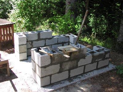 Costruire un forno a legna - Forati portanti ...