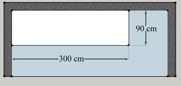 Progettazione scale a chiocciola e a giorno - Larghezza scala interna ...